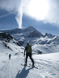 mounteverest.at: Bilder zur Skitour > Hocheiser
